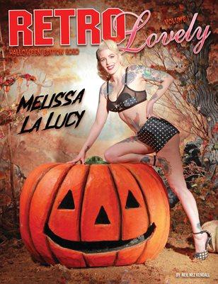Halloween 2020 - VOL 1 - Melissa La Lucy Cover