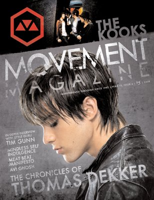 05.2008 - Thomas Dekker, A.i., The KOOKS, Meat Beat Manifesto, Mindless Self Indulgence