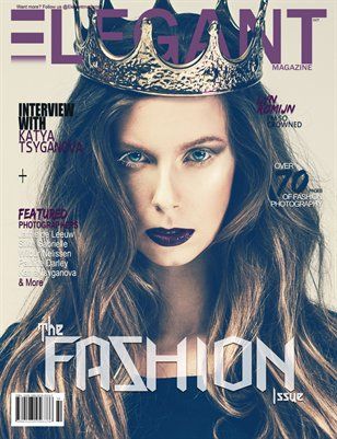 The Fashion Issue #4 (October 2013