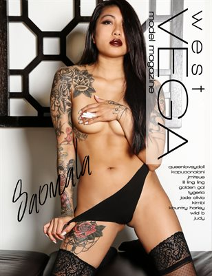 West Vega Models Magazine Vol 1