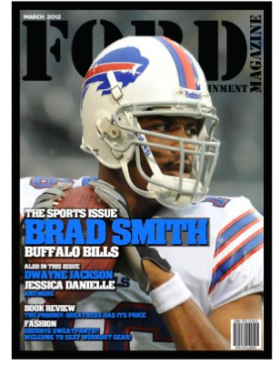 Ford Ent Magazine- March Issue The Sports Issue