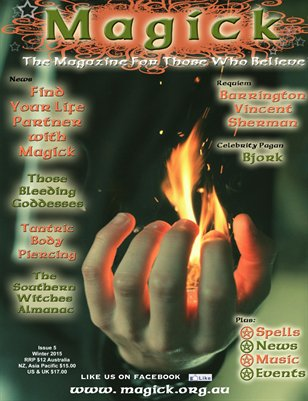 Magick Magazine 5