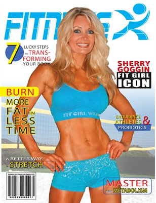 FitnessX.com Magazine for September 2011