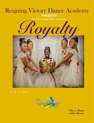 Royalty Souvenir Book for Friends and Families