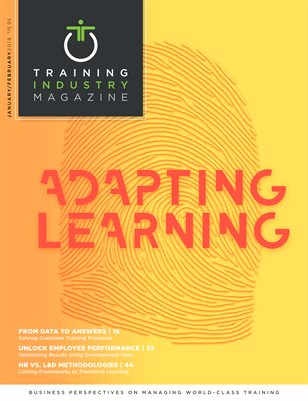 January/February 2018 | Adapting Learning