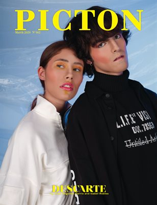 Picton Magazine MARCH  2020 N462 Cover 3