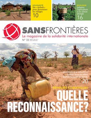 Magazine Sans Frontières (Num.33/Mars- Mai 2017)