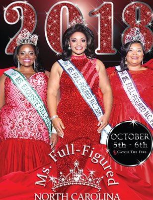Ms. Full-Figured NC Pageant 2018