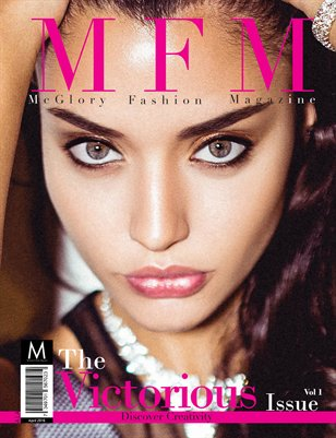 McGlory Fashion Magazine Vol 1