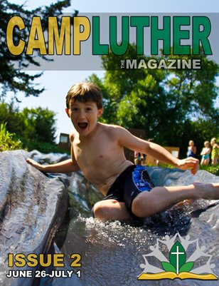 Camp Luther (June 26 - July 1)