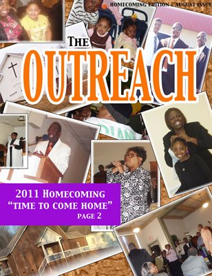 August Issue - Homecoming Edition
