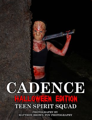 "Cadence Justice - ""Female Jason Voorhees Slasher"" - Halloween Edition 