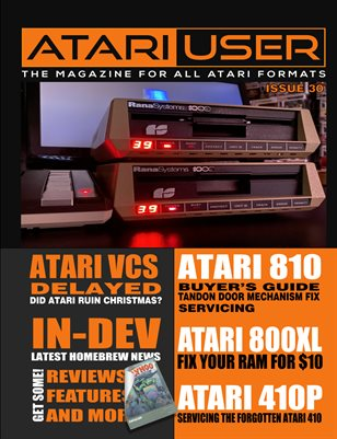 Atari Issue Issue 30 Volume 3