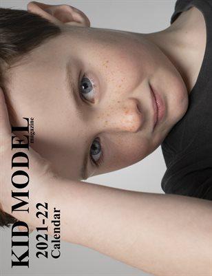 Kid Model Magazine 2021-22 MidYear Calendar