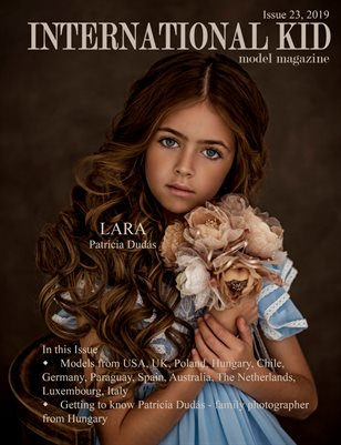 International Kid Model Magazine Issue #23