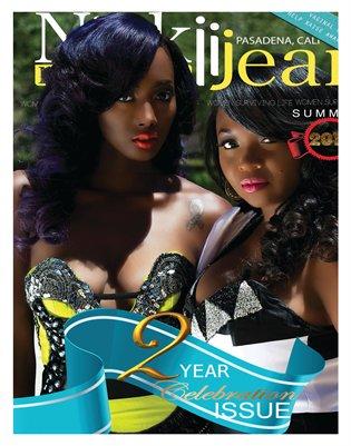 NickiiJean Magazine Anni Issue