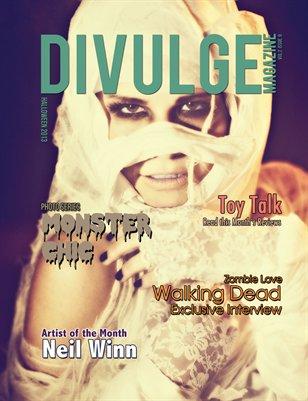 Divulge Magazine: October 2013 Issue
