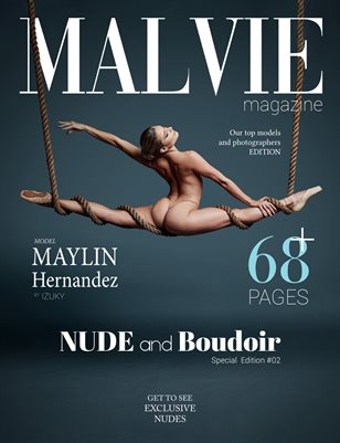 MALVIE Mag NUDE & Boudoir SPECIAL Edition ISSUE 02
