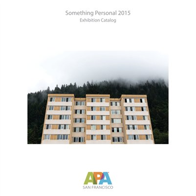APA SF 2015 Something Personal catalog
