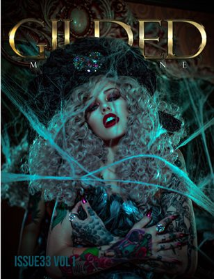 Gilded Magazine Issue 33 Vol1