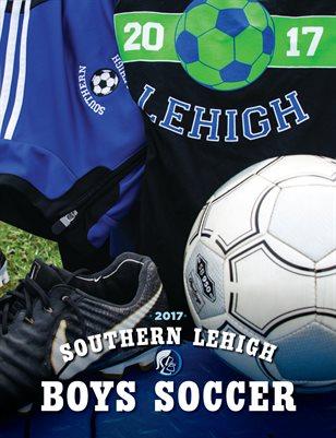 Southern Lehigh Boys Soccer Book