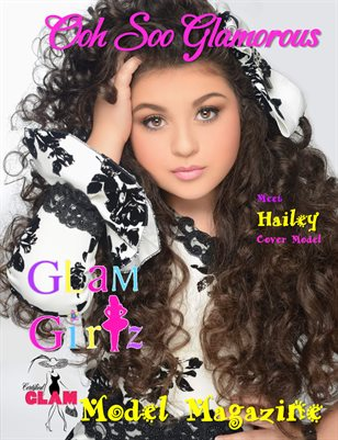 Ooh Soo Glamorous Model Magazine Glam Girlz Edition