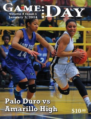 Volume 4 Issue 1- Palo Duro vs Amarillo High