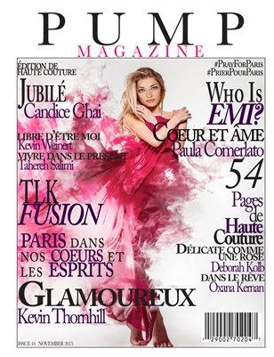 "PUMP Magazine ""WHO IS EMI?"" Edition Issue 44 (VOL. 1)"