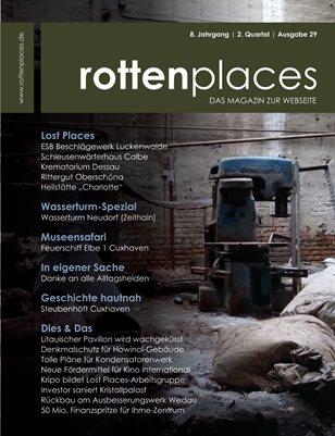rottenplaces Magazin 2/2020