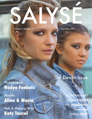 SALYSÉ Magazine | Vol 3:No 51 | November 2017 |
