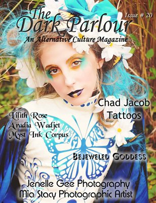 The Dark Parlour - ISSUE #20 - Spring!