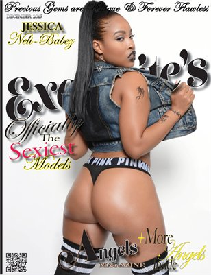Exquisite's Angels Magazine December 2015 Issue - Jessica Neli-Babez