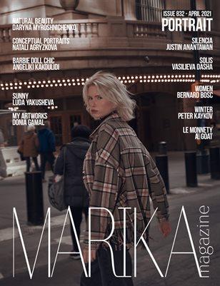 MARIKA MAGAZINE PORTRAIT (ISSUE 832 - APRIL)