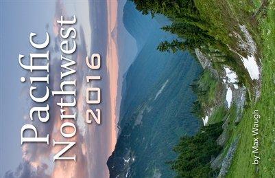 2016 Pacific Northwest Calendar