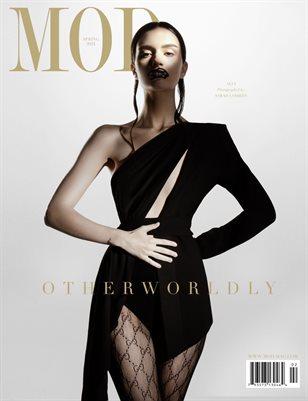 MOD Magazine: Volume 10; Issue 2; Spring 2021 (Cover 3)
