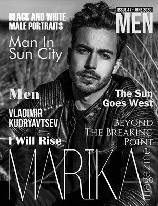 MARIKA MAGAZINE MEN (June - issue 47)