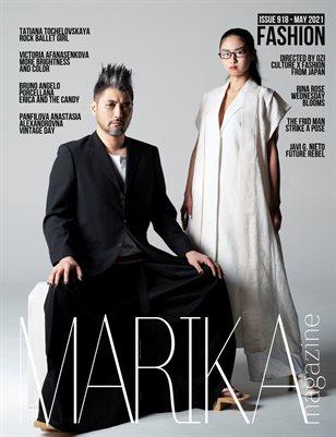 MARIKA MAGAZINE FASHION (ISSUE 918 - MAY)