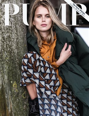 PUMP Magazine - The Italia Edition
