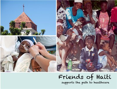 Friends of Haiti supports the path to healthcare