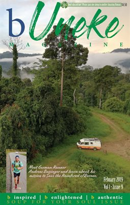 bUneke Magazine Issue 9
