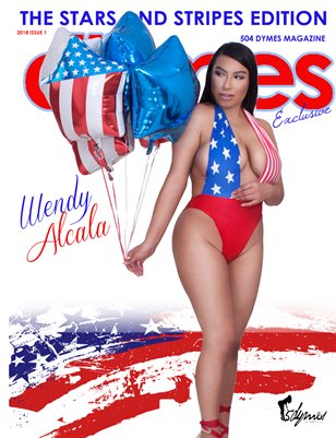 504Dymes Magazine Stars And Stripes 2018 Vol. 3