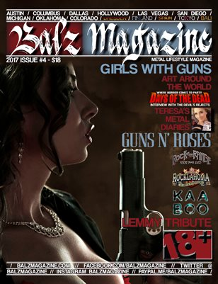 Balz Magazine Issue 4