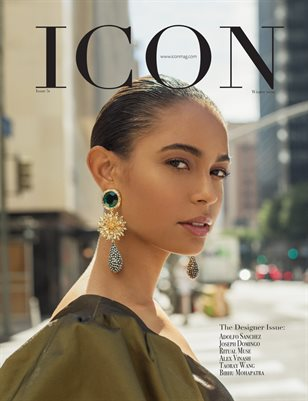 ICON Magazine Issue 51  Winter 2020