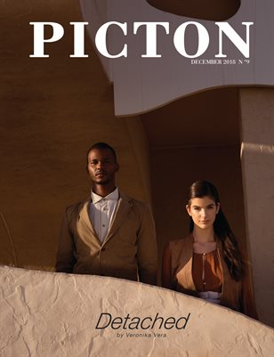Picton Magazine December 2018 N9, Cover 1