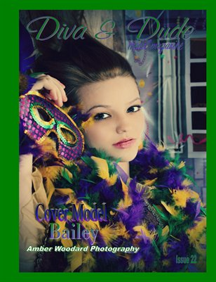 Issue 22 Diva & Dude model magazine