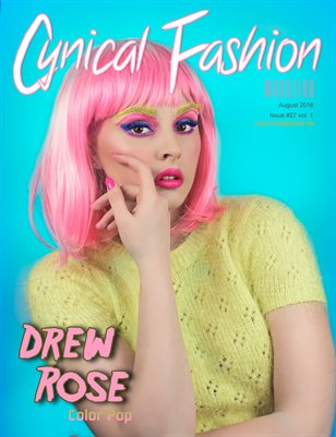 Cynical Fashion Mag Issue #27 Vol.1
