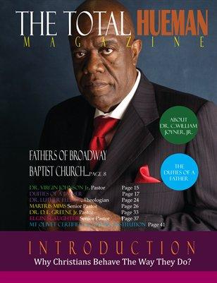 The Total HueMan Magazine
