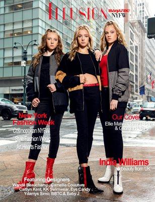 Illusion Magazine NYFW Sep 2018