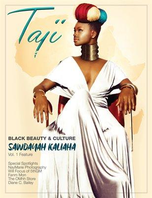 Taji Mag | Vol. 1
