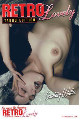 Courtney Waller Cover Poster Taboo 28
